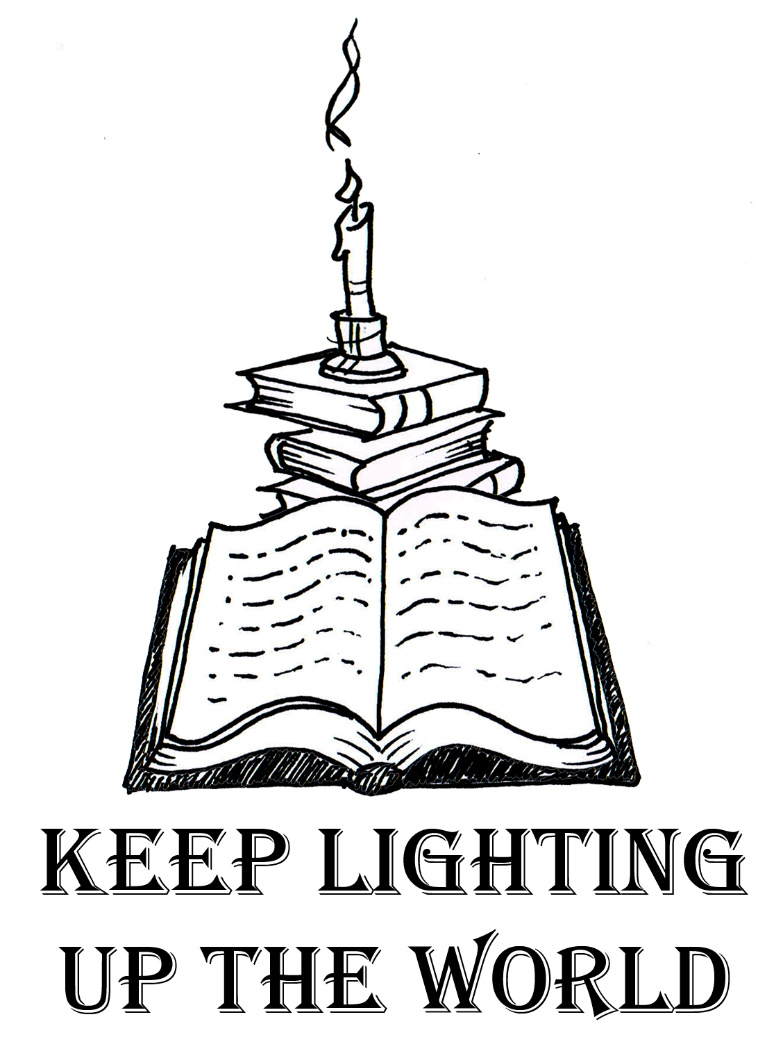 Keep Lighting Up the World