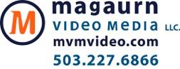 Magaurn Video logo
